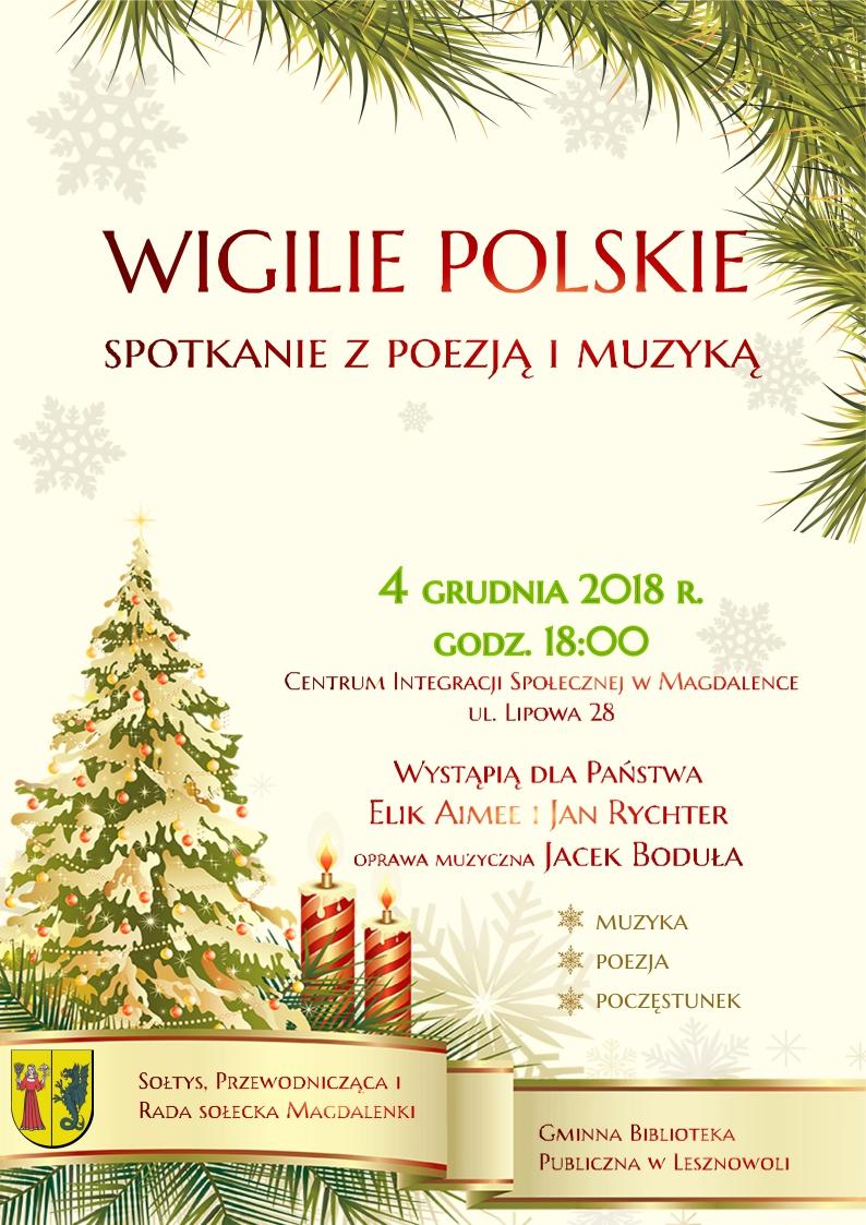 Wigilie Polskie