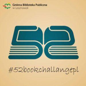 52 książki w2020 roku! przyjmujesz wyzwanie?