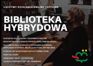 Biblioteka hybrydowa czyli działamy online ioffline